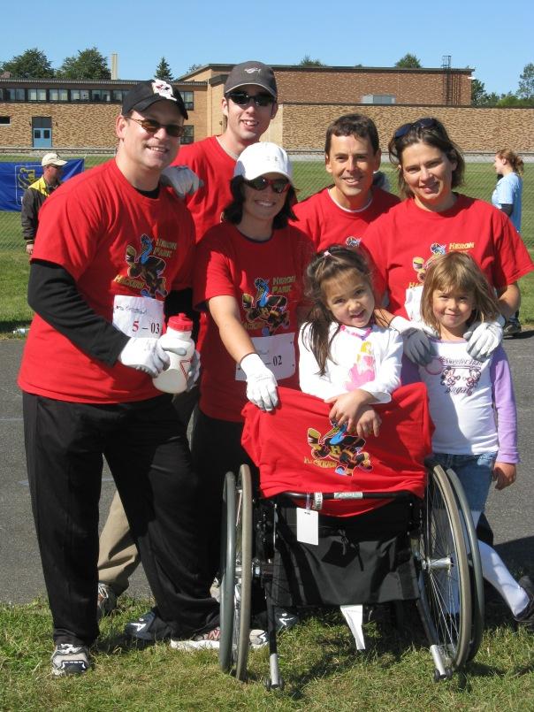 Canadian Paraplegic Association Ontario Wheelchair Relay Challenge