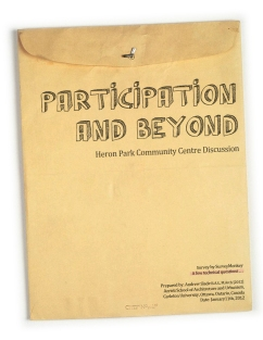 Heron Park Community Centre Discussion